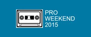 Pro Weekend