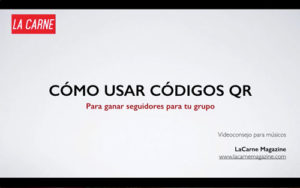 códigos QR