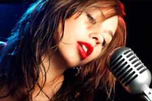 errores al cantar