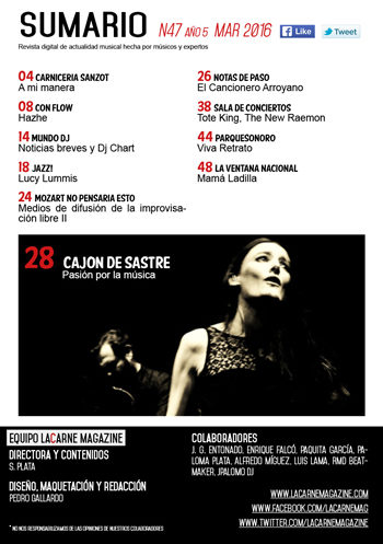 LaCarne Magazine N47