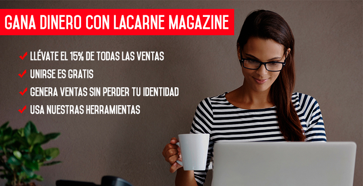 Afiliados LaCarne Magazine