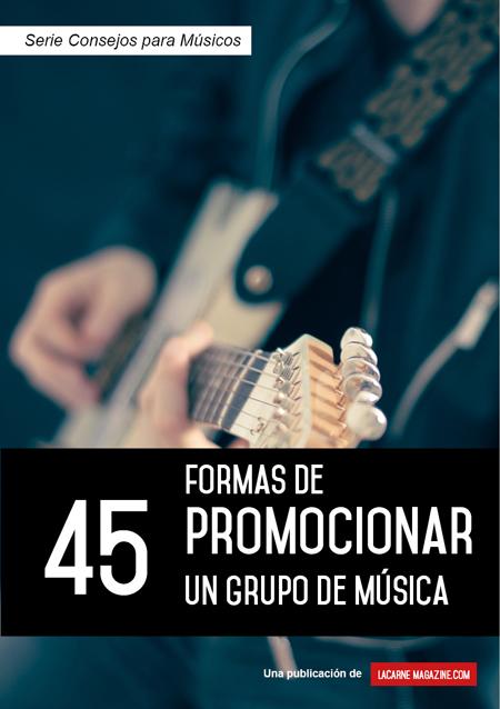 promocionar grupo música