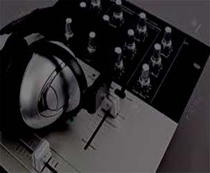auriculares para mezclar