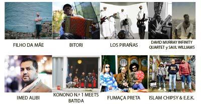 Festival Músicas do Mondo
