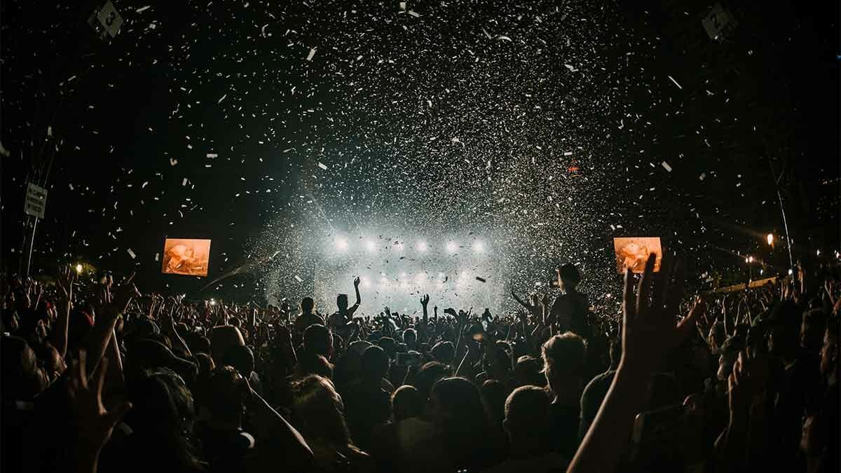 gira de conciertos