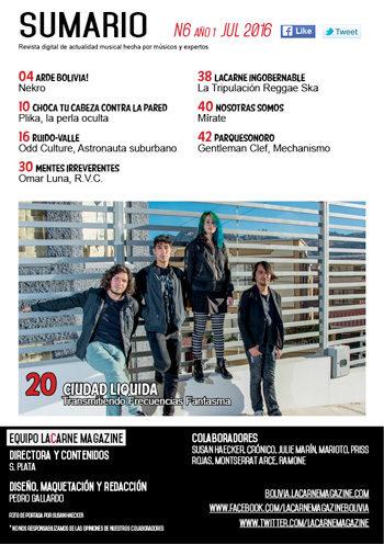 LaCarne Magazine bol N6