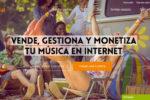 vender música en internet