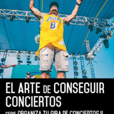 El arte de conseguir conciertos