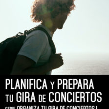 Planifica y prepara tu gira de conciertos