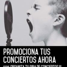 Promociona tus conciertos portada