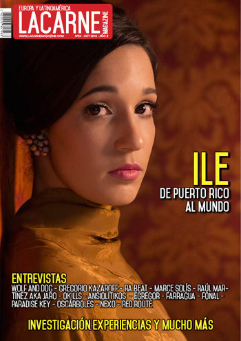 portada LaCarne Magazine 54