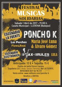 festival de músicas solidarias