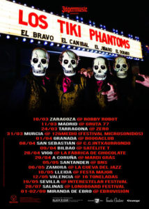 los tiki phantoms