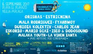 Chanquete World Music