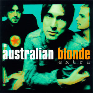australian blonde