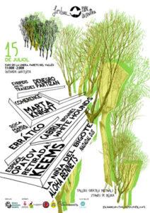 festival parc de la linera