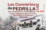 los conciertos de pedrilla