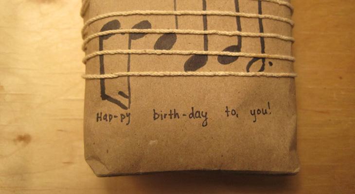 qué se le puede regalar a un músico