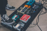 pedales para guitarra eléctrica