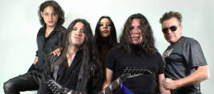 Urband Heavy Rock, Heavy Metal y Rock mexicano