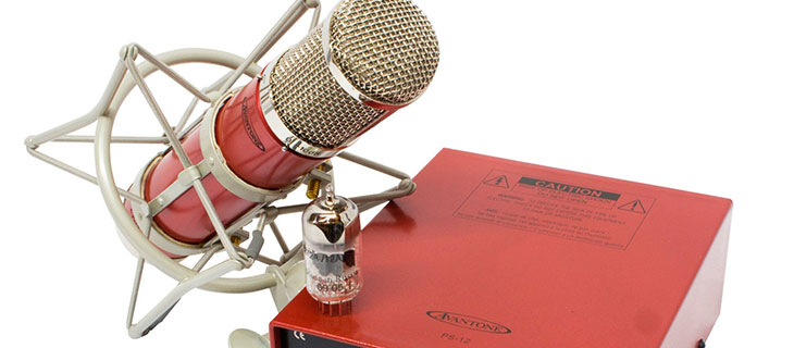micrófonos para estudio de grabación