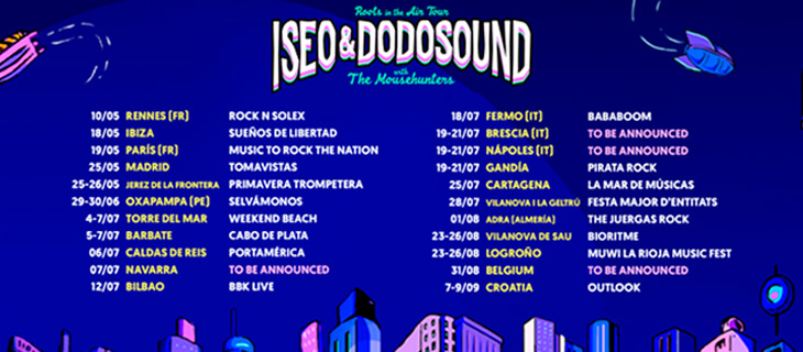 iseo and dodosound