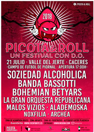 picota and roll
