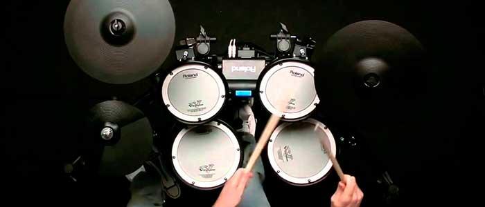 baterías electrónicas roland