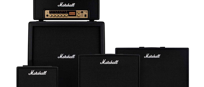 amplificadores marshall
