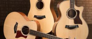Las 7 mejores guitarras Takamine