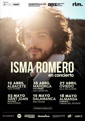 isma romero