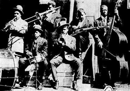 origen del jazz