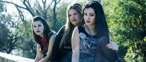 Furias del Metal femenino