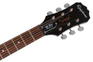 Las mejores Epiphone Les Paul para conciertos