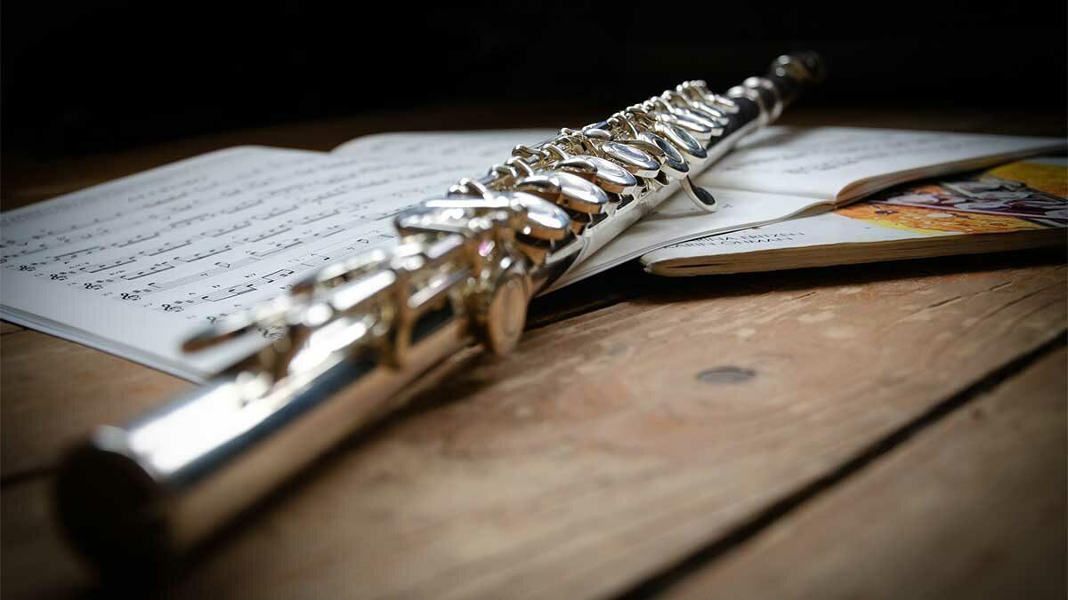 instrumentos de viento flautas traveseras