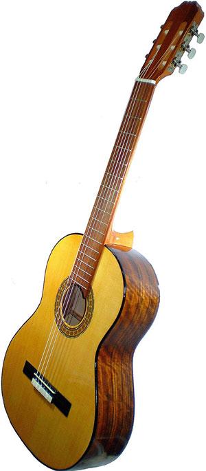La mejor guitarra española