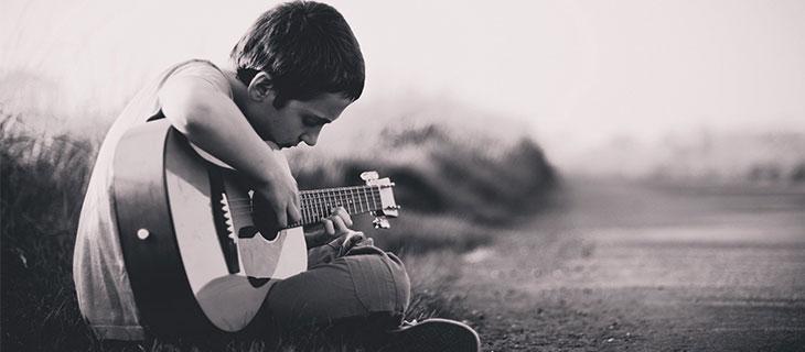 guitarras eléctricas para niños zurdos