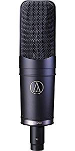 micrófonos de condensador