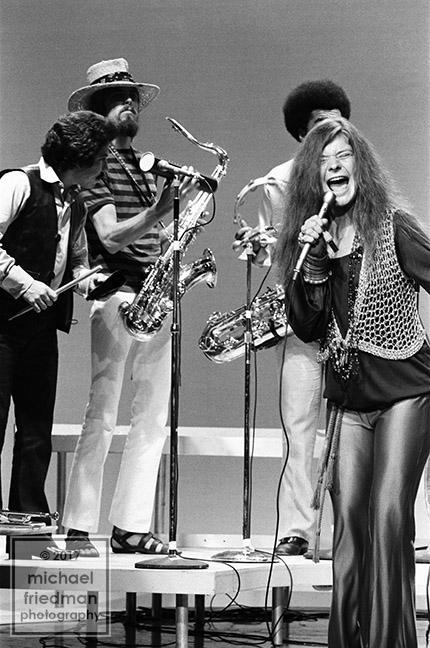 Kozmic blues Band Cavett Show