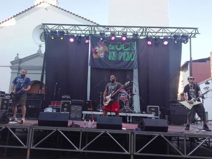 rock in pino