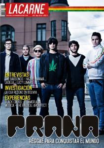 LaCarne Magazine Bolivia N2