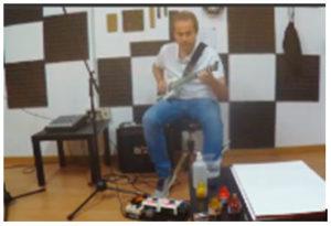 Improvisación libre y Juan Antonio Clemente