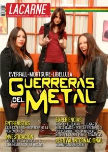 LaCarne Magazine Bolivia N4