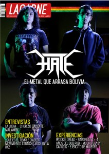 LaCarne Magazine Bolivia N3