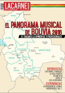 LaCarne Magazine bolivia N7