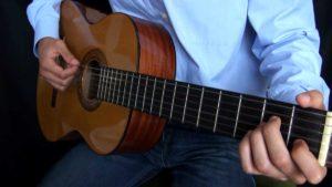Conoce las partes de la guitarra a fondo