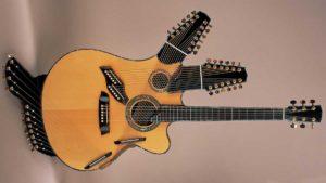¿Cuántos tipos de guitarra existen?