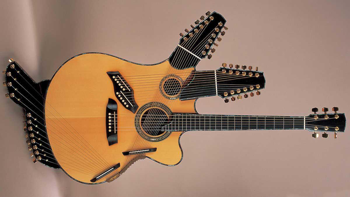 tipos de guitarra