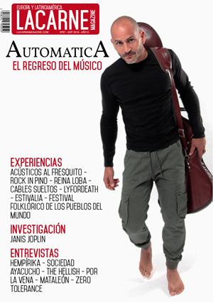 LaCarne Magazine N87