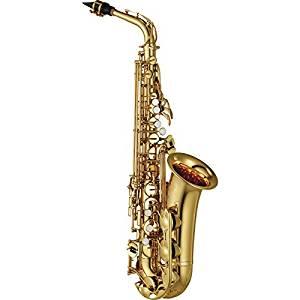 saxofón yamaha